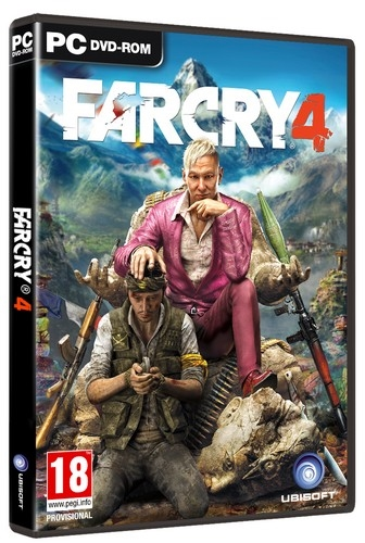 Far Cry 4 Gold Edition v1.10 Repack