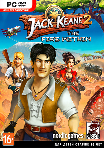 Jack Keane 2 The Fire Within Repack