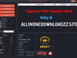 ExpressVpn Checker by xRisky 2020 [Latest]