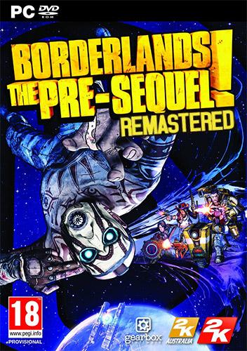 Borderlands The Pre-Sequel Remastered