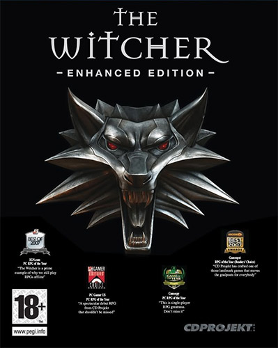 The Witcher Enhanced Edition Director's Cut