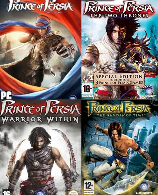 Prince of Persia Anthology
