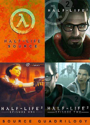 Half-Life Source Quadrilogy v09.26.2019