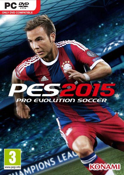 Pro Evolution Soccer 2015 v1.03 Reloaded