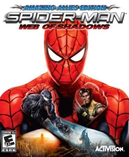 Spider Man Web of Shadows Repack