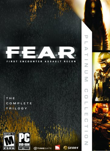 F.E.A.R. Platinum Collection (GOG+Retail) Fitgirl Repack