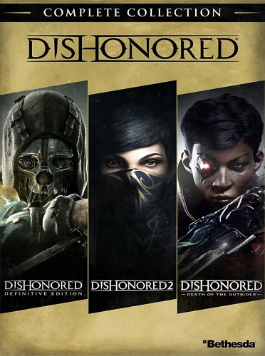 Dishonored Complete Collection GOG
