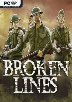 Broken Lines-HOODLUM