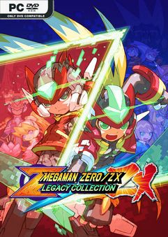Mega Man Zero/ZX Legacy Collection Repack
