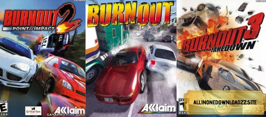 Burnout Classic Trilogy