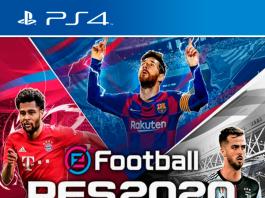 eFootball Pes 2020 PS4 Download PKG Repack