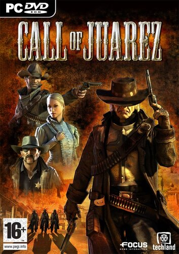 Call of Juarez 1 + Treasures of the Aztecs