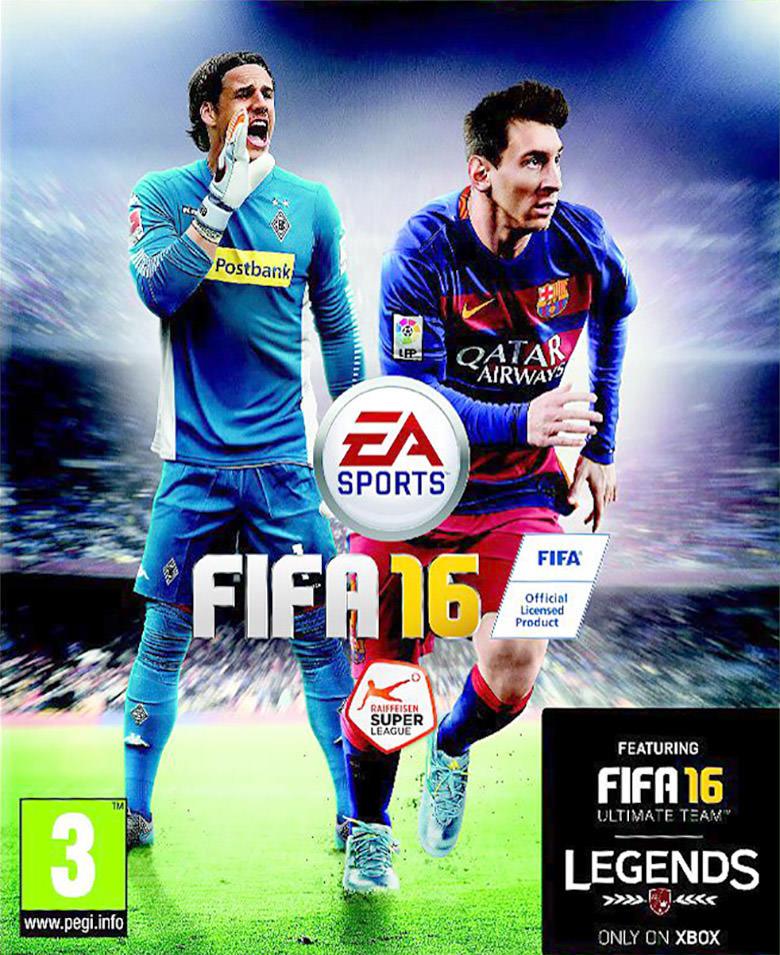 FIFA 16 Super Deluxe Edition Repack