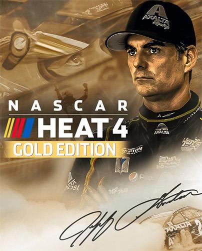 NASCAR Heat 4 Gold Edition Repack