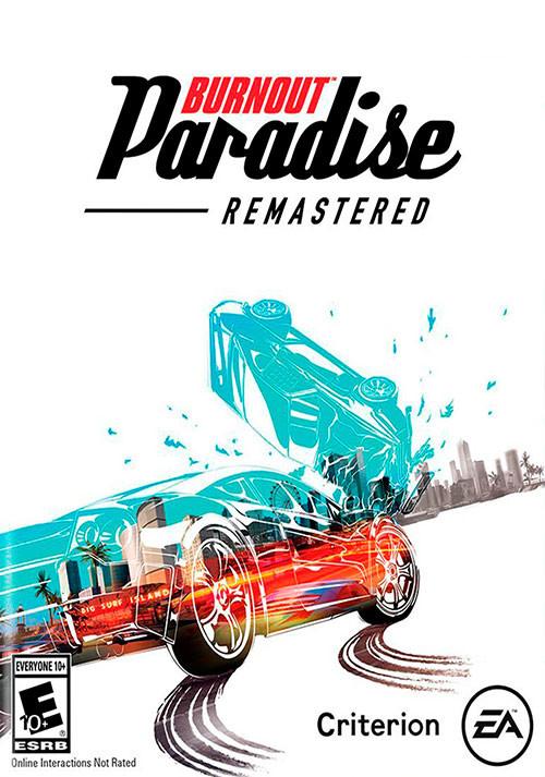 Burnout Paradise Remastered Repack