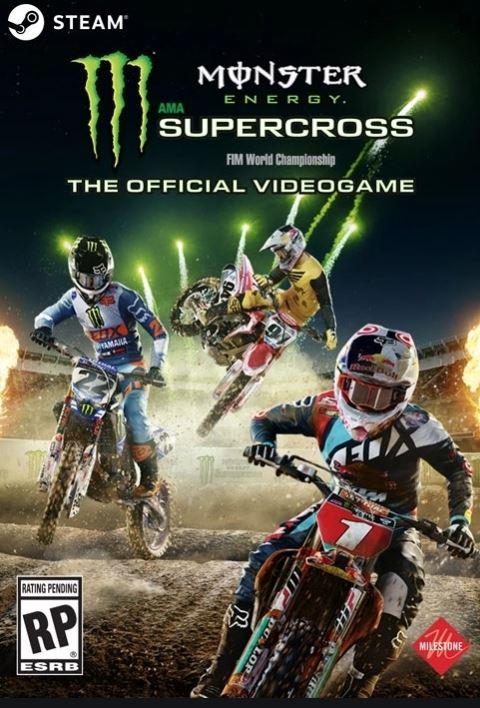 Monster Energy Supercross The Official Videogame Repack