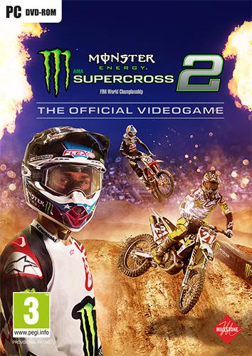 Monster Energy Supercross The Official Videogame 2 Repack