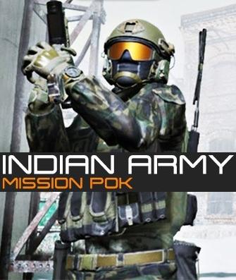 Indian Army Mission POK CODEX