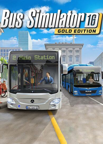 Bus Simulator 16 Gold Edition Repack