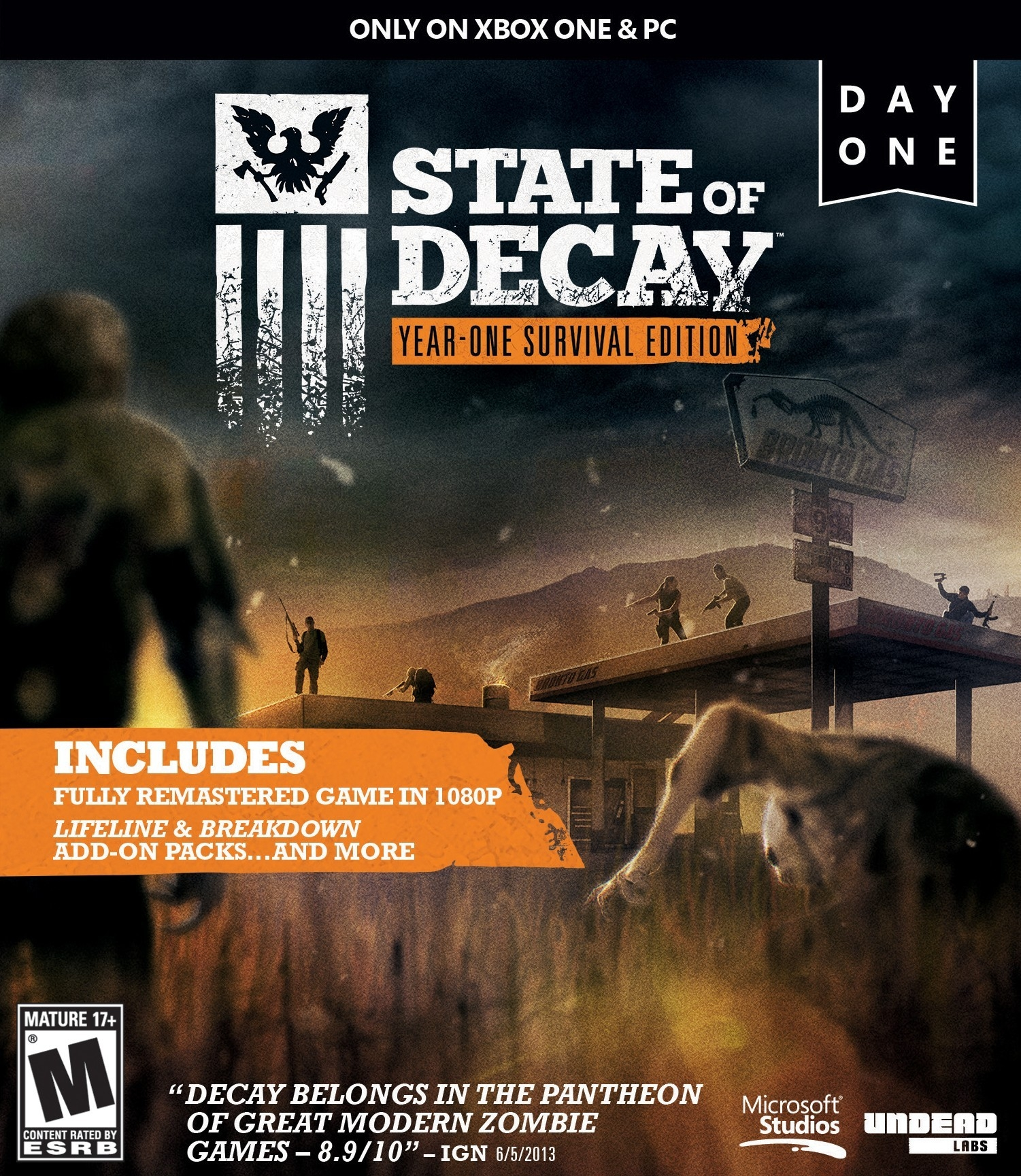 State of Decay Year-One Survival Edition Download