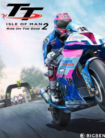 TT Isle of Man Ride on the Edge 2-CODEX