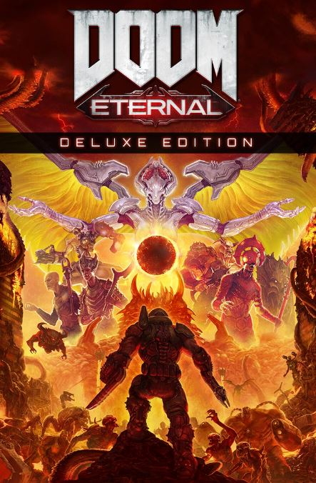 DOOM Eternal Deluxe Edition-DRMFREE