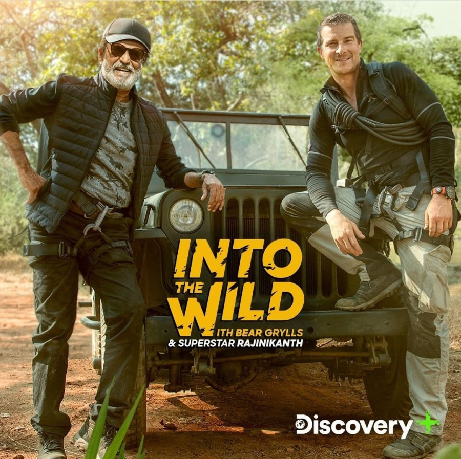 Into The Wild with Superstar Rajinikanth
