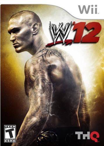 WWE 12 Wii Iso Download Highly Compressed