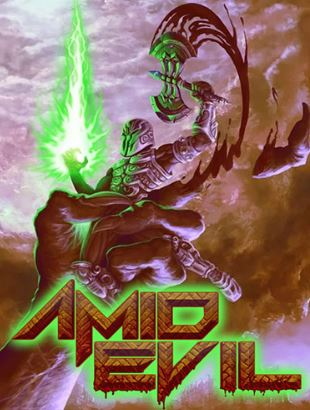 AMID EVIL Lost Falls-PLAZA v2055 Ancient Alpha