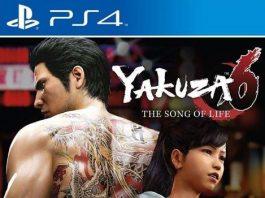 Yakuza 6 The Song of Life PS4-Playable