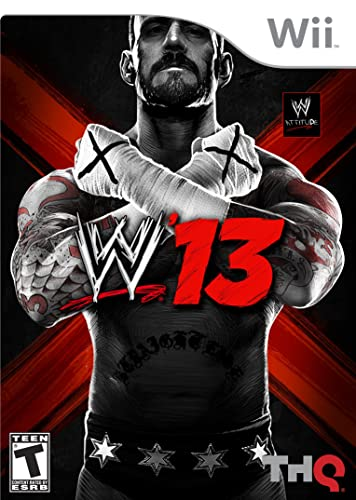 WWE 13 Wii Iso Download Highly Compressed