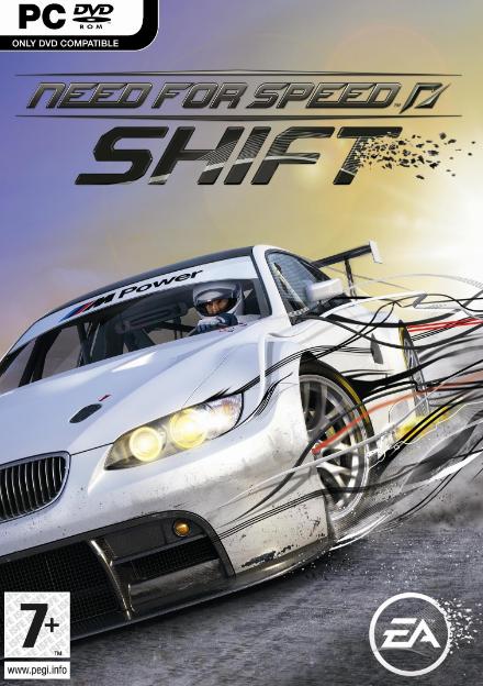 Need for Speed Shift v1.02 Repack