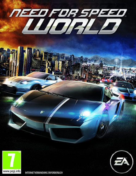 Need for Speed World Repack