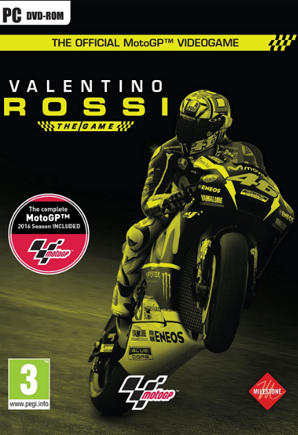 Valentino Rossi The Game Repack