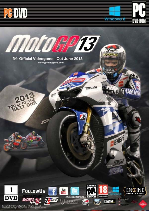 MotoGP 13 Pc Repack Download