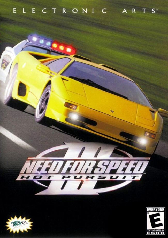 Need for Speed 3 Hot Pursuit Repack