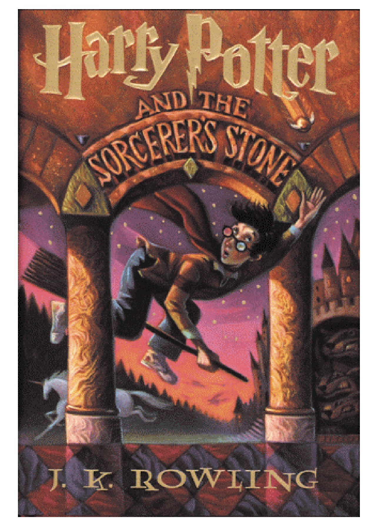 Harry Potter and the Sorcerer's Stone by J.K. Rowling PDF