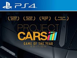 Project CARS Game of the Year Edition PS4 Repack