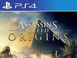 Assassins Creed Origins PS4-DUPLEX