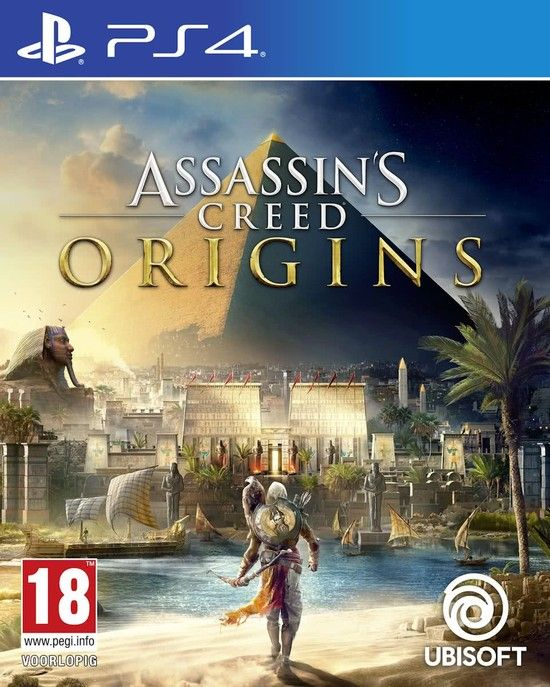 Assassins Creed Origins PS4-DUPLEX