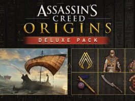 Assassins Creed Origins Deluxe DLC and Language Pack