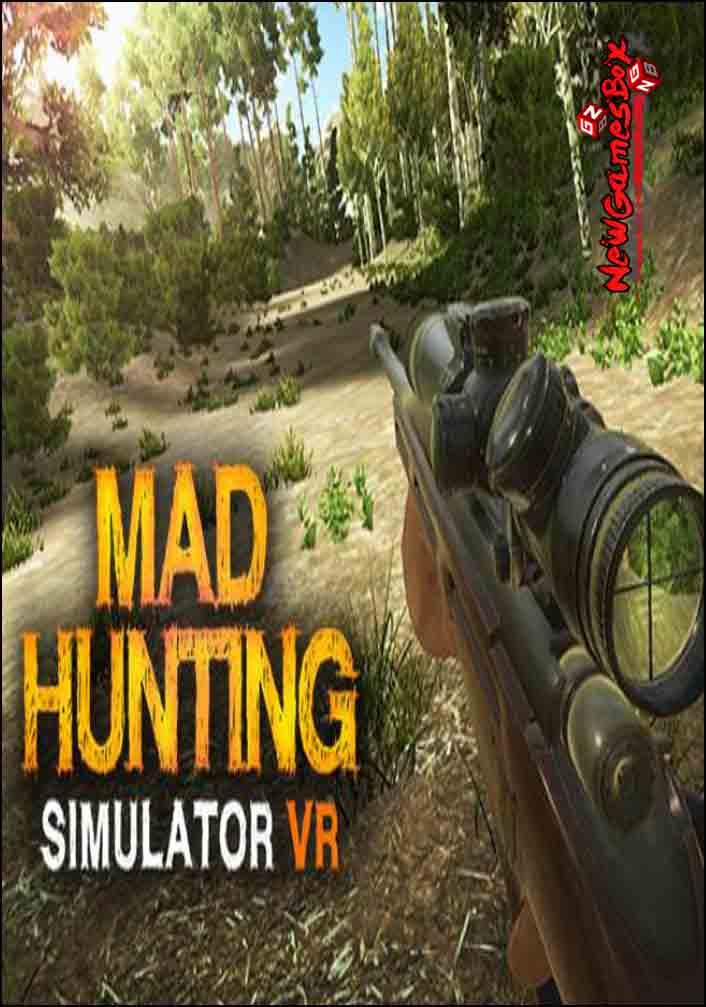 Mad Hunting Simulator VR v1.0 Repack