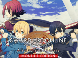 Sword Art Online Alicization Lycoris Repack