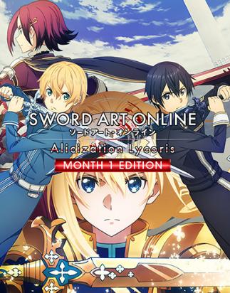 Sword Art Online Alicization Lycoris Repack