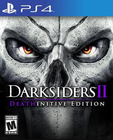 Darksiders II Deathinitive Edition PS4-BlaZe
