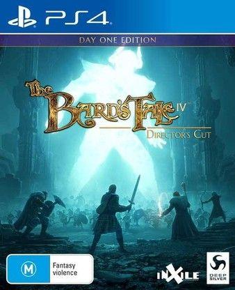 The Bards Tale IV Directors Cut PS4 PKG Download