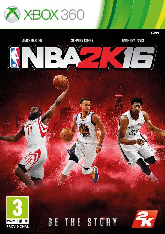 NBA 2K16 XBOX360 ISO Download