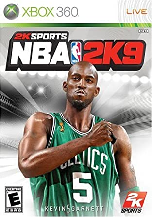 NBA 2K9 XBOX360 ISO Download