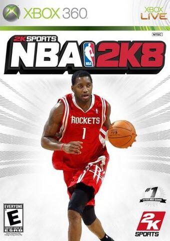 NBA 2K8 XBOX360 ISO Download