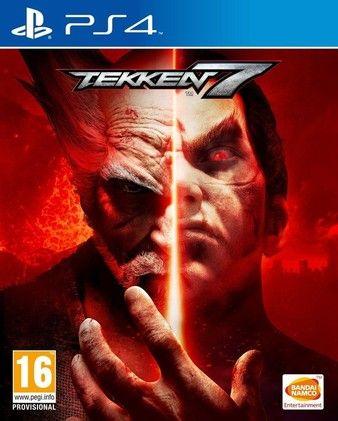 Tekken 7 PS4-UNLiMiTED